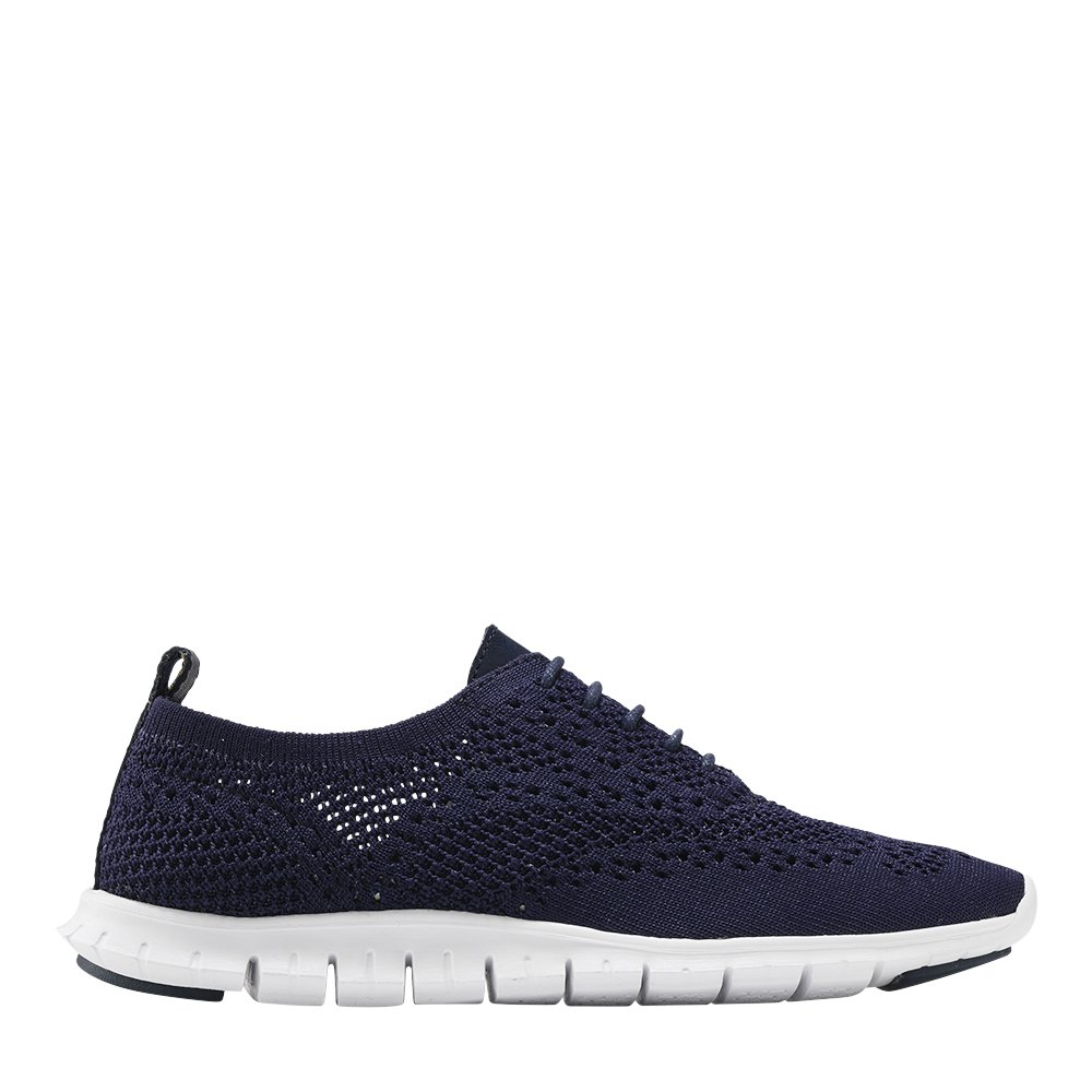 Cole Haan Women's Stitchlite Oxford, Marine Blue, 7.5 B US by Cole Haan (Image #2)