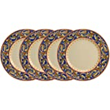 Pfaltzgraff Villa Della Luna Dinner Plates, Set of 4