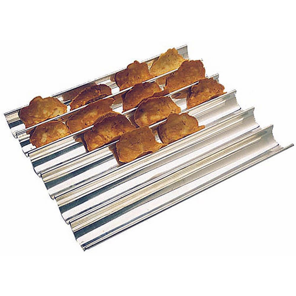 Matfer Bourgeat 310713 Stainless Steel Baking Sheet for Cookies