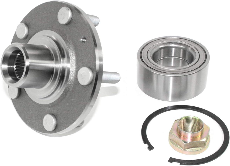 DuraGo 29596102 Front Wheel Hub Kit