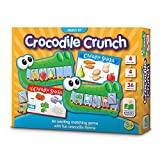 The Learning Journey - Match It Game Crocodile Crunch