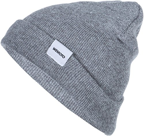 Heather North Heather North Beanie WEMOTO WEMOTO WEMOTO Heather Beanie Beanie Grey North Grey TfPxwnnd
