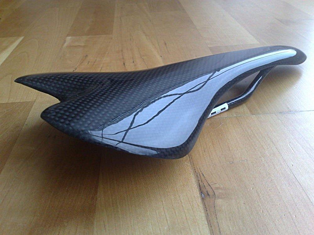Carbon Fahrrad Sattel - 3 K Design m-bikeparts.