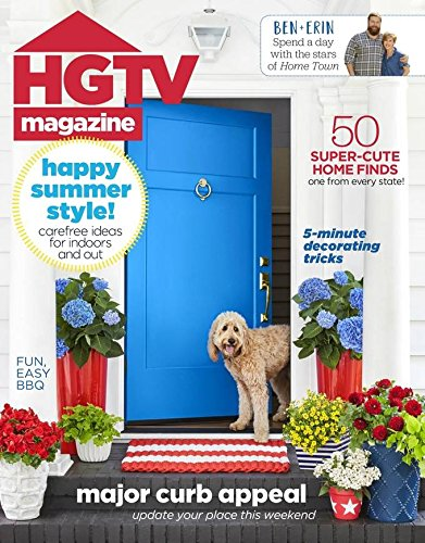 e3966a7fa29 Just  7.99 for 12 months  HGTV Magazine