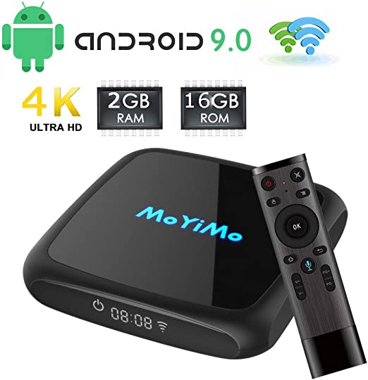 Android 8.1 TV Box Mini Set Top Box 2GB RAM 16GB ROM Amlogic S905X Quad Core