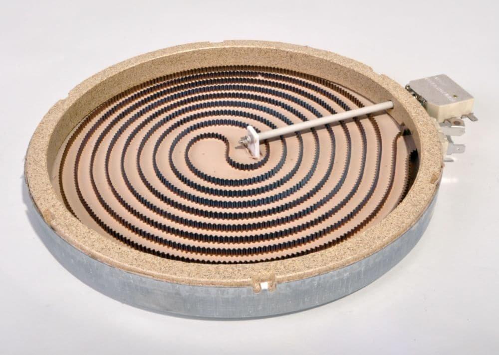 Whirlpool W10823696 Range Radiant Surface Element Genuine Original Equipment Manufacturer (OEM) Part