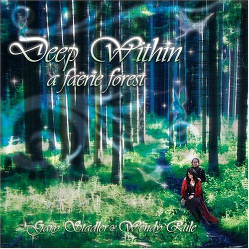 Deep Within A Faerie Forest by CD Baby