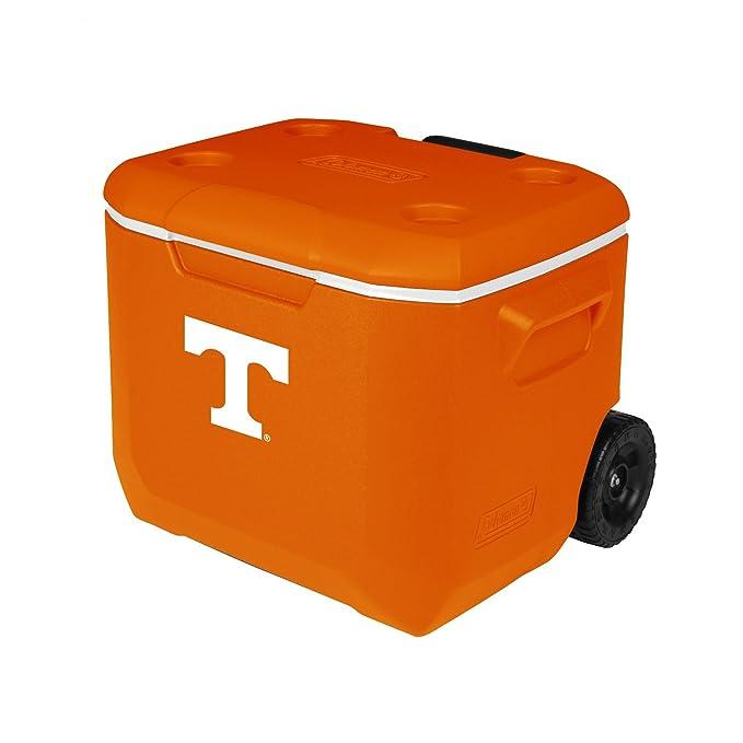 Coleman Company Tennessee Volunteers Performance Cooler, 60 Quart, Orange