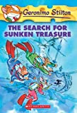 The Search For Sunken Treasure (Turtleback School & Library Binding Edition) (Geronimo Stilton)