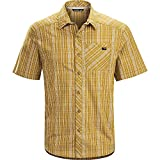 Arc'teryx Peakline SS Shirt - Men's Harvest X-Large