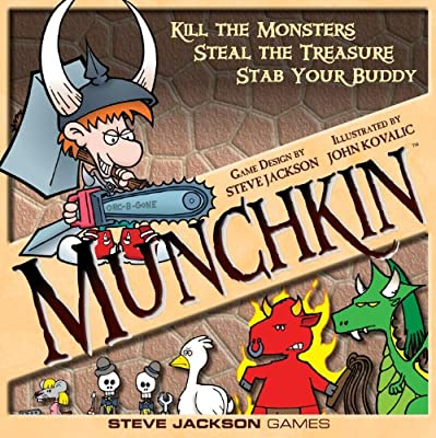 Munchkin Deluxe by Steve Jackson Games