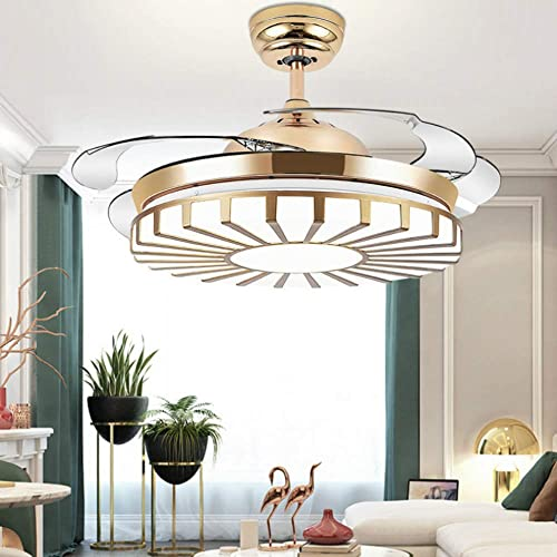 Lighting Groups Invisible Reversible Ceiling Fan