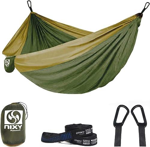 NIXY Double Camping Hammock