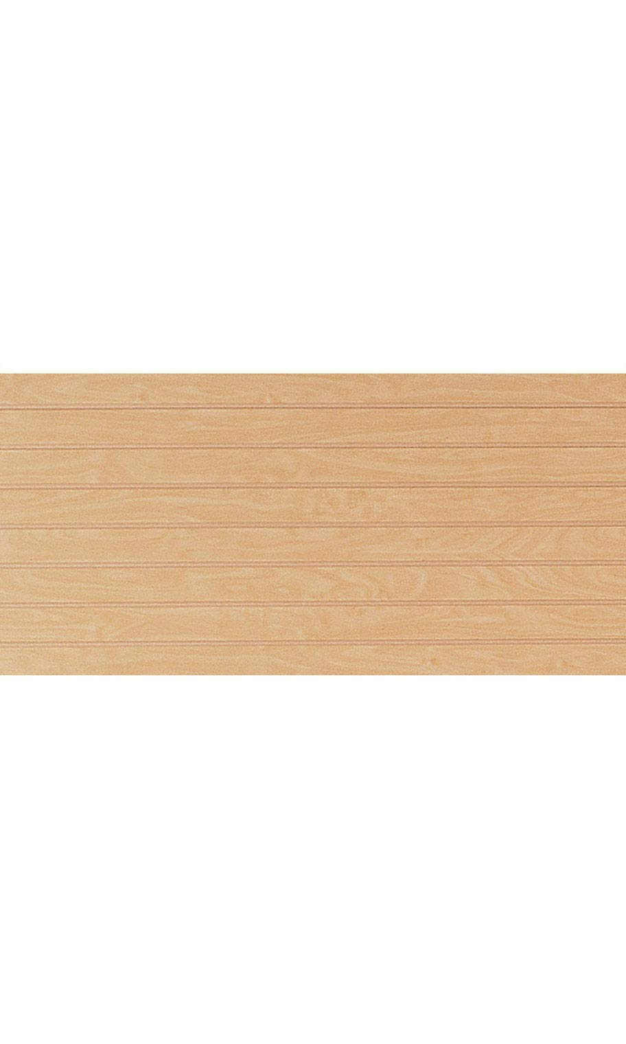 4 x 2 Foot Horizontal Maple Slatwall Easy Panels - Pack of 2