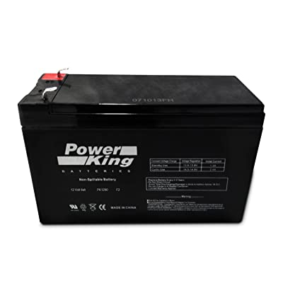 Beiter DC Power Electric Scooter Battery High Performance 12V 9ah Battery: Toys & Games