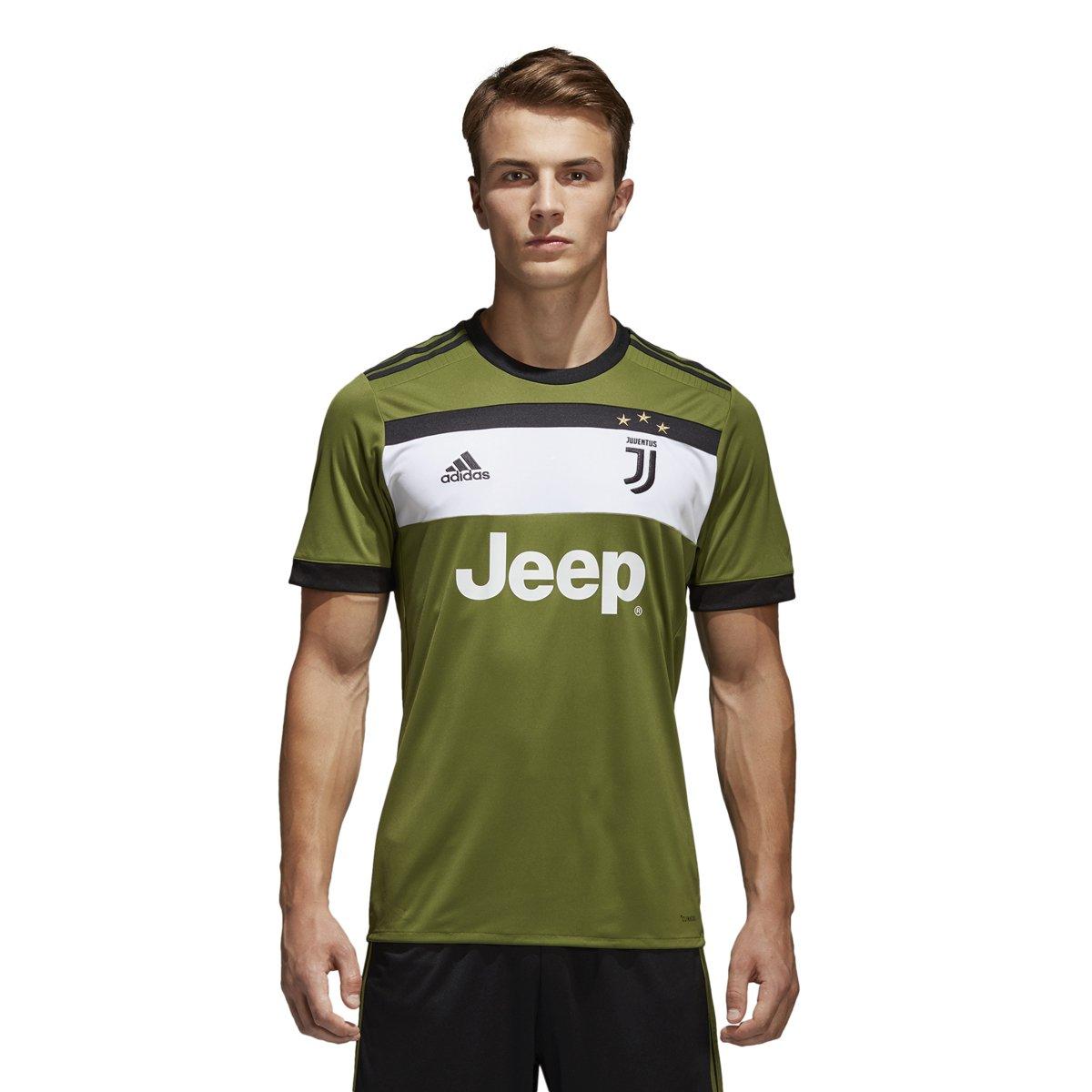Amazon.com: adidas Juventus Third Soccer Stadium Jersey 2017-18 (2XL): Clothing