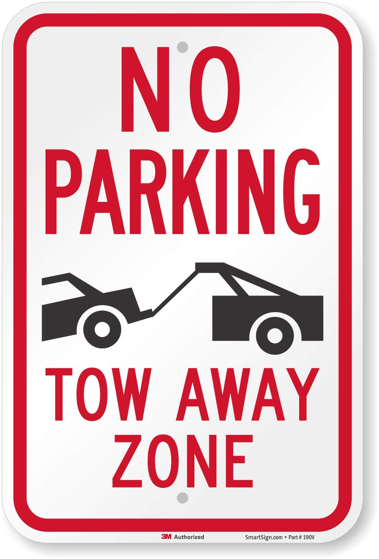 Señal de aparcamiento SmartSign, leyenda