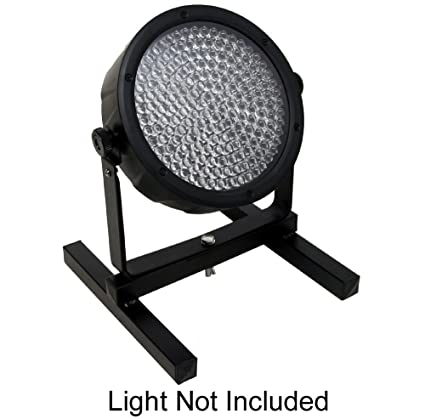 stand up lighting. led par can floor stand pro dj lighting h frame uplighting par38 par56  par64 light mount stand up lighting h