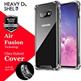 Samsung Galaxy S10E 5.8 inch Case, Shockproof Clear Gel Heavy Duty Tough Anti Knock Air Cushion Cover (Galaxy S10E 5.8inch)