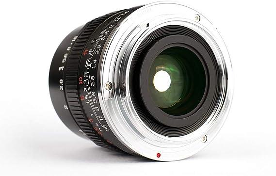 7artisans 35mm F1.4 Full Frame Manual Fixed Lens for Sony E-Mount ...