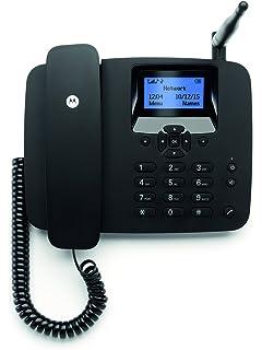 Motorola MOTOFW200L - Teléfono Fijo inalámbrico: Motorola ...