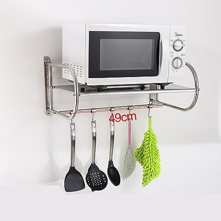 Muebles de cocina Racks de horno de microondas Estantes de ...