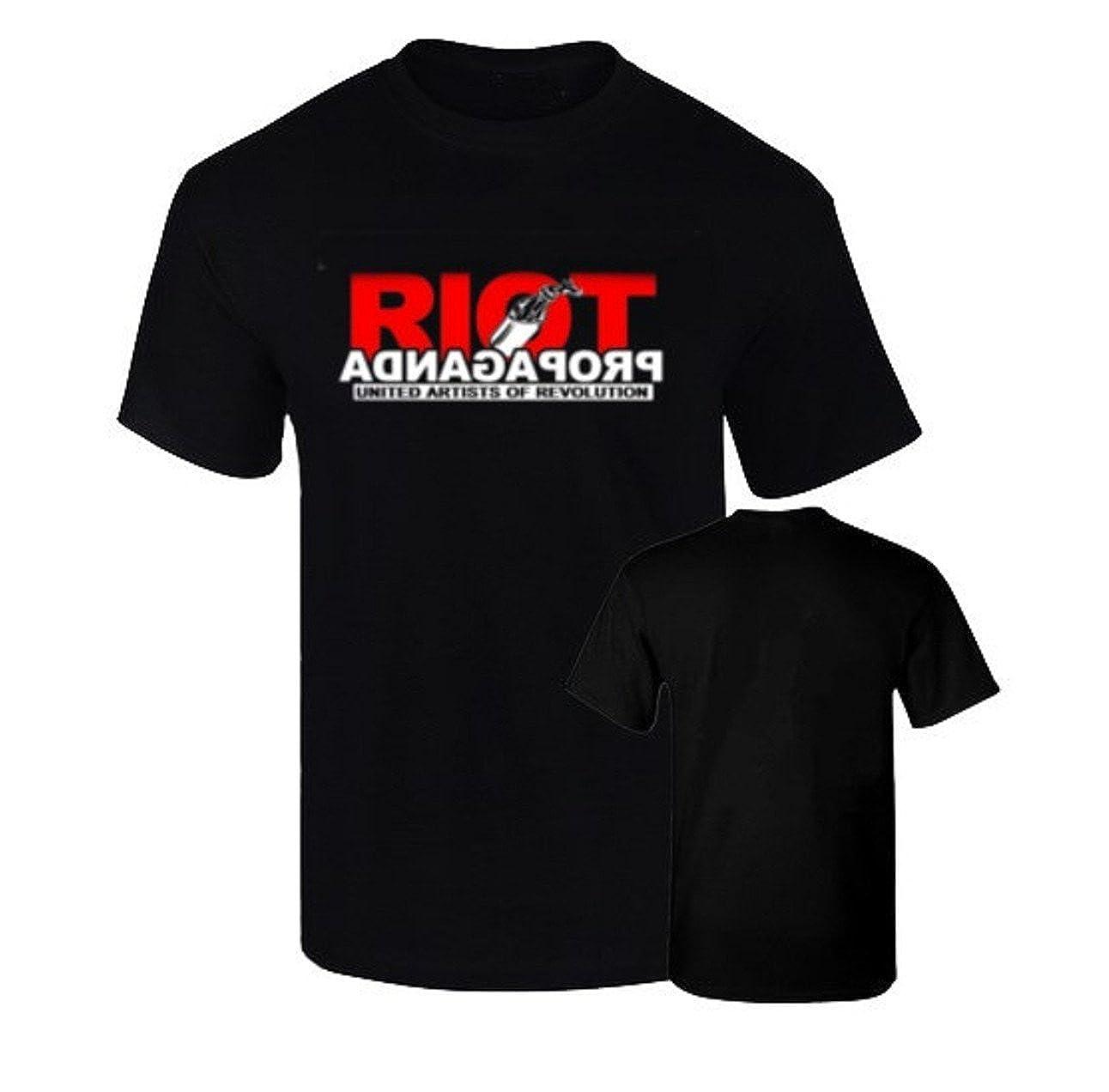 BC Camisetas Riot Propaganda chikos del maiz habeas Corpus Rap Podemos Algodon 190grs: Amazon.es: Ropa y accesorios