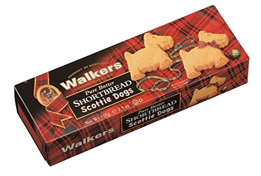 Walker Scotty galletas de mantequilla perro # 1813 110g ...