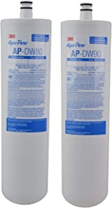 3M Aqua-Pure Under Sink Replacement Water Filter – Model AP-DW80/90