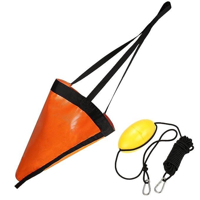 Amazon.com: moocy 24-inch naranja Drift calcetín mar ancla ...