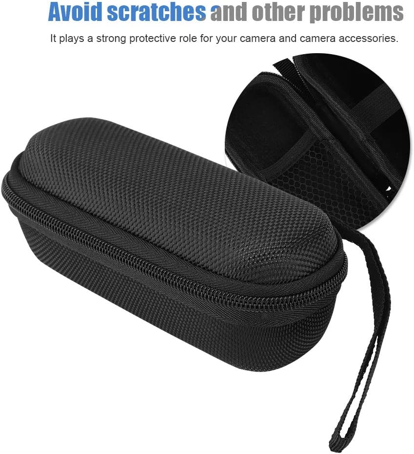 Taidda Camera Pouch Strong Durable Portable Waterproof Nylon Camera Accessories Protection Pouch for DJI OSMO for Photography Enthusiast