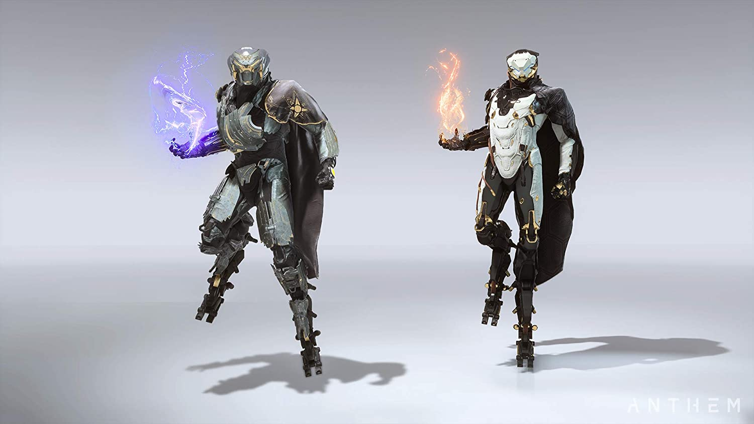 what comes with anthem legion of dawn edition ps4