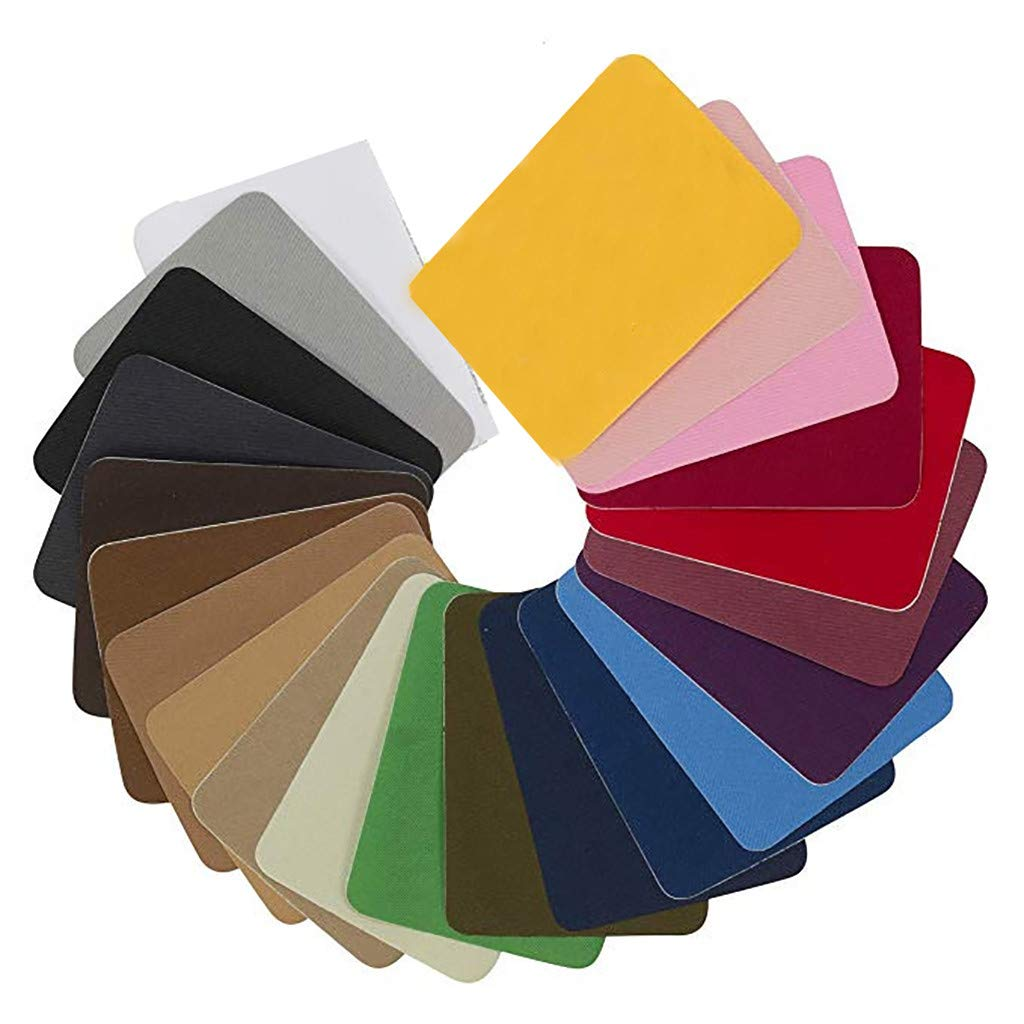 Amazon.com: Parche termoadhesivo para ropa, manualidades, 26 ...