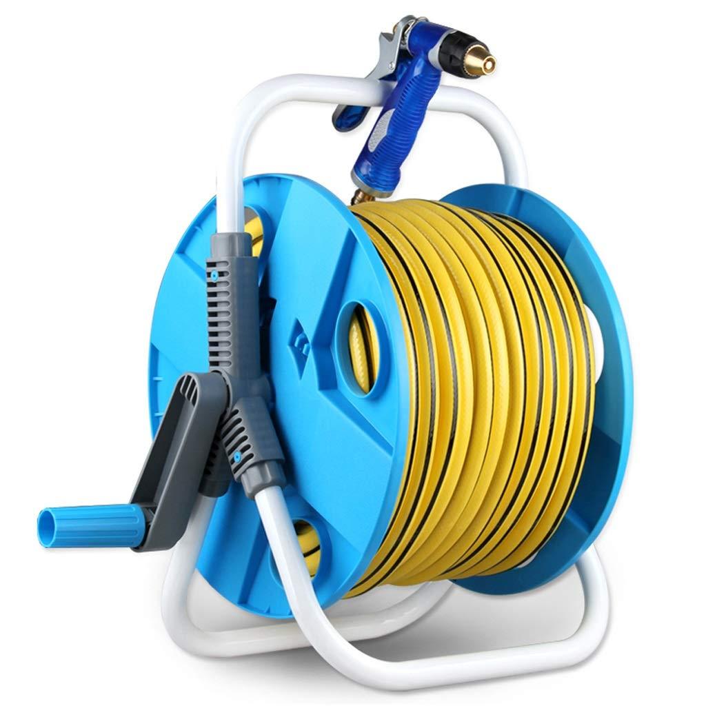 YCGDZ Set di Tubi Flessibili per Pistola ad Acqua ad Alta Pressione, ugello Metallico, irrigazione per Giardino Domestico, autolavaggio Esterno (Dimensioni   10m)
