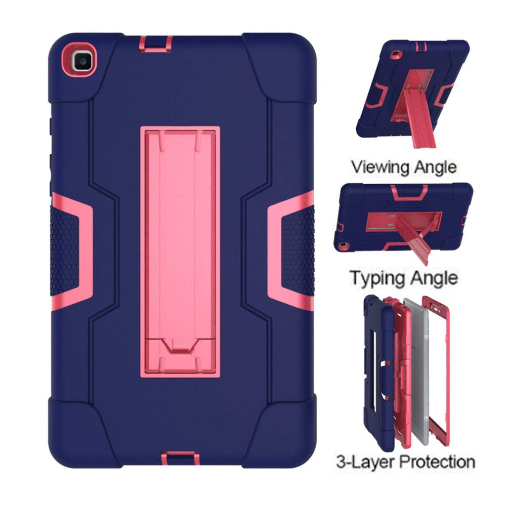 1KTon For Samsung Galaxy Tab A 8.0 2019 SM-T290 T295 Shock-proof Hard Case Cover by 1KTon