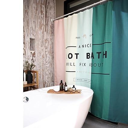Amazon Com Yhviking Creative Shower Curtain 100 Polyester Padded