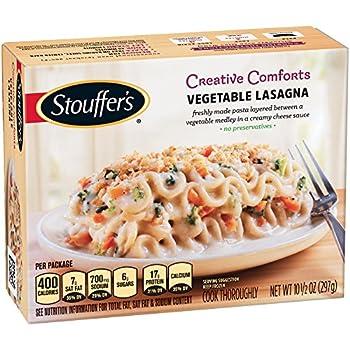 Nestle Stouffers Vegetables Frozen Lasagna