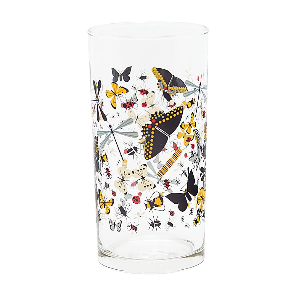 Charley Harper Wine Glasses Set of 6 by Todd Oldham by Fishs Eddy (Image #5)