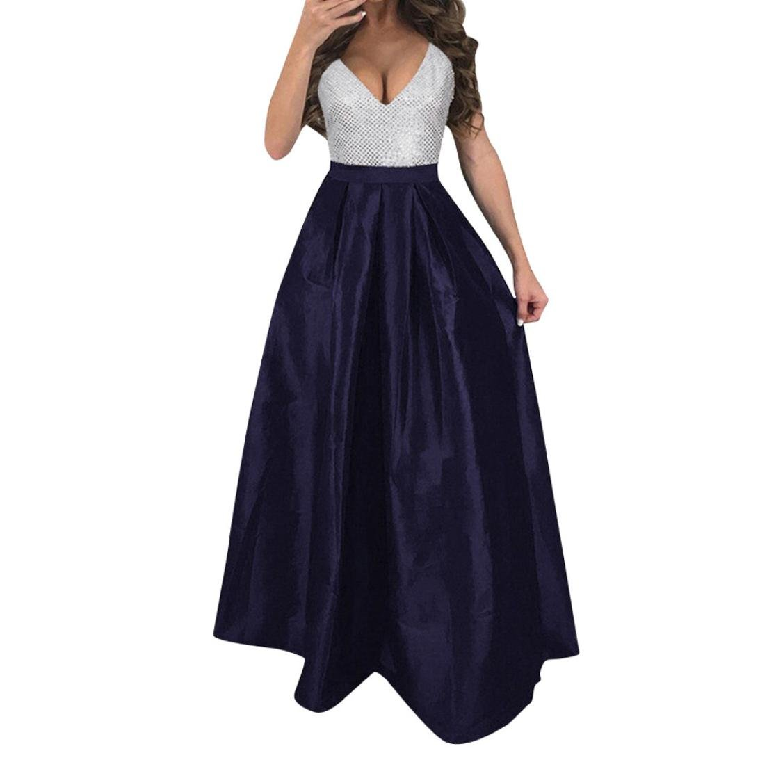 Amazon.com: Hemlock Wedding Bridesmaid Dress Long Ball Prom ...