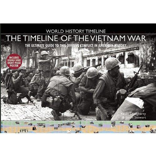 The Timeline of the Vietnam War (World History Timeline) ebook