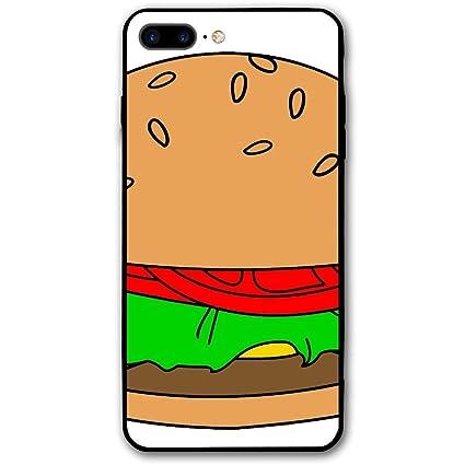 coque iphone 8 plus hamburger