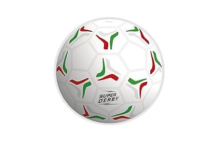 Globo Toys Globo 50785 - Balón de fútbol con Red (21,4 cm, 420 g ...