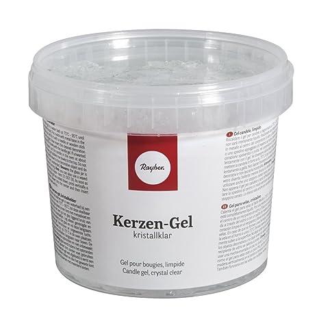 Amazon.com: Rayher - Cera de gel para velas (26.46 oz): Home ...