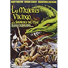 The saga of the viking women and their voyage to the waters of the great sea serpent - Las mujeres vikingo y la serpiente del mar - Roger Corman - Abby Dalton