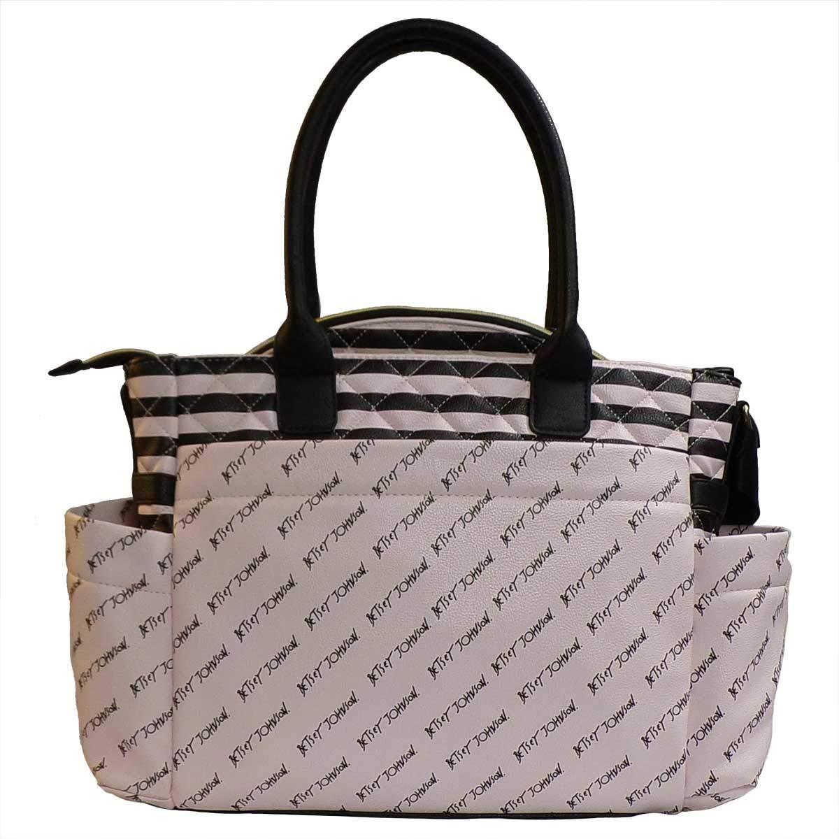 Amazon.com: Betsey Johson BBD1540 - Bolsa para pañales: Baby