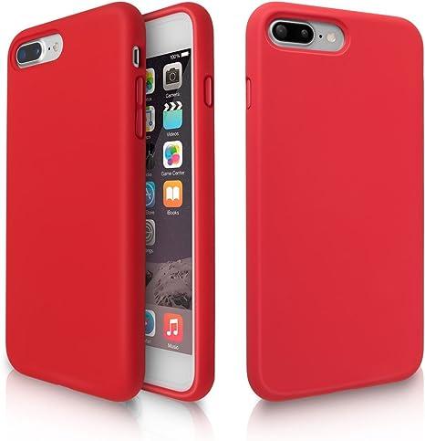 Funda Silicona iPhone 8 Plus / 7 Plus - Alta Calidad