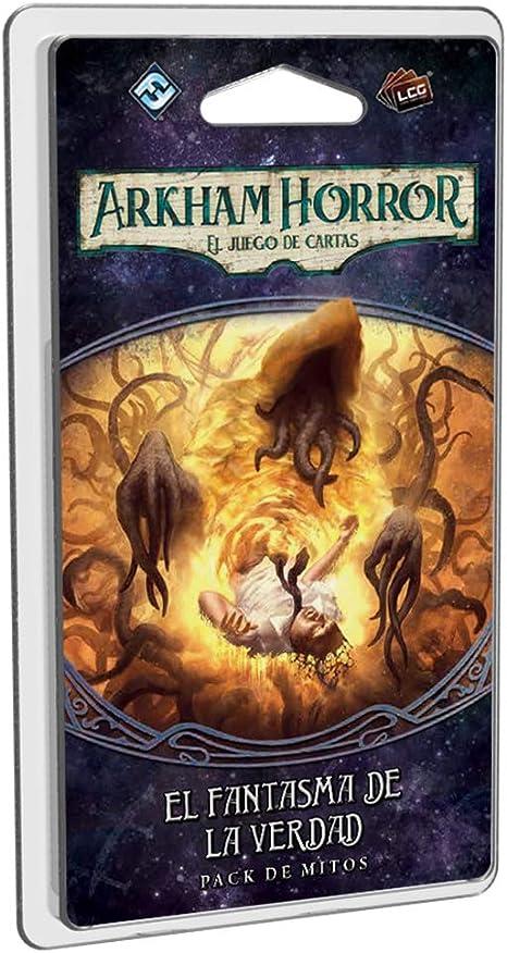 Fantasy Flight Games Arkham Horror lcg - el Fantasma de la Verdad - español FFAHC14: Amazon.es: Juguetes y juegos