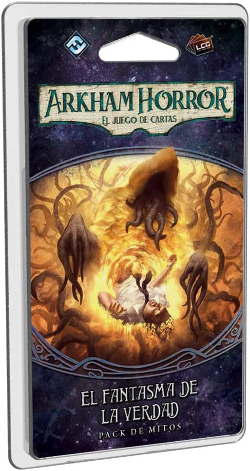 Fantasy Flight Games Arkham Horror lcg - el Fantasma de la Verdad ...