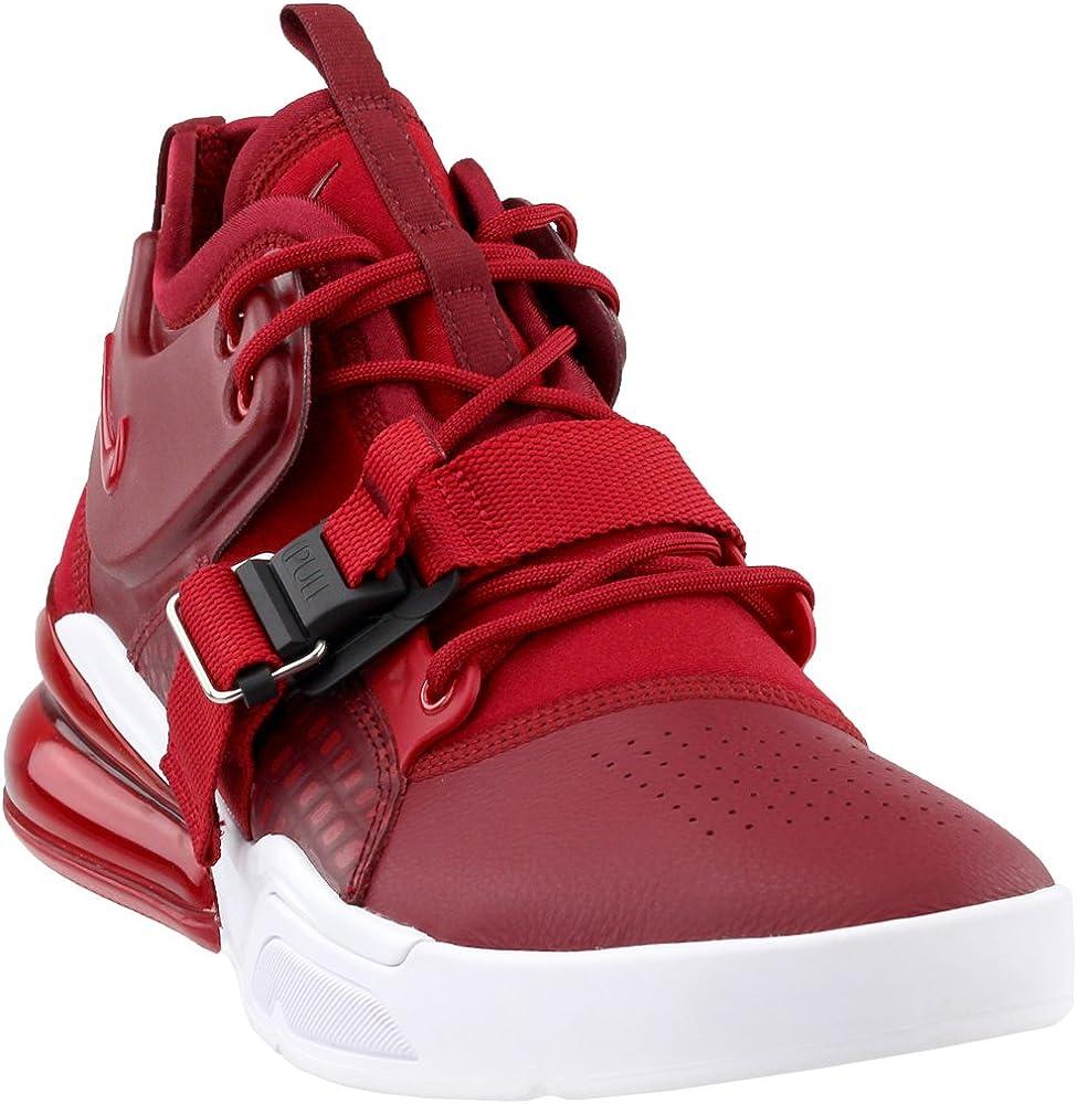 Nike Air Force 270 Mens Shoes Team 赤/Gym 赤/白い ah6772-600 (11 D(M) US)