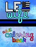 LEO Wife Adult Coloring Book